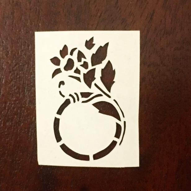 decorative vector ornaments papercutting 012