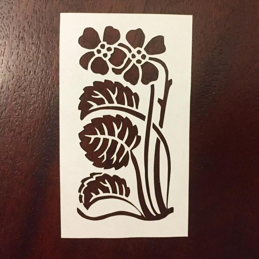 decorative vector ornaments papercutting 013