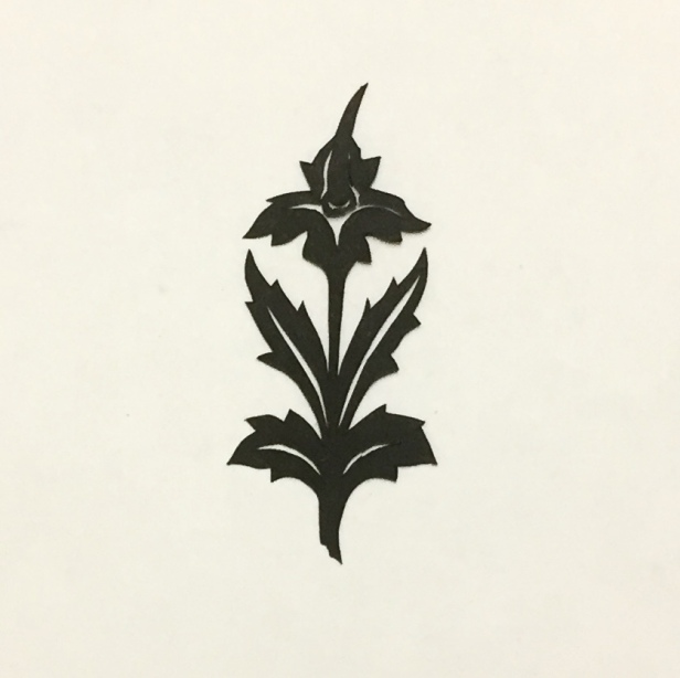 flower papercut 019