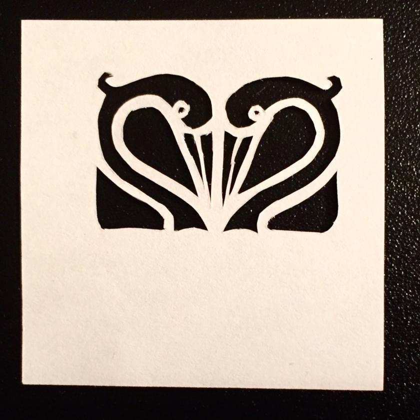 papercut 063 - Kay Vincent - LaserSister